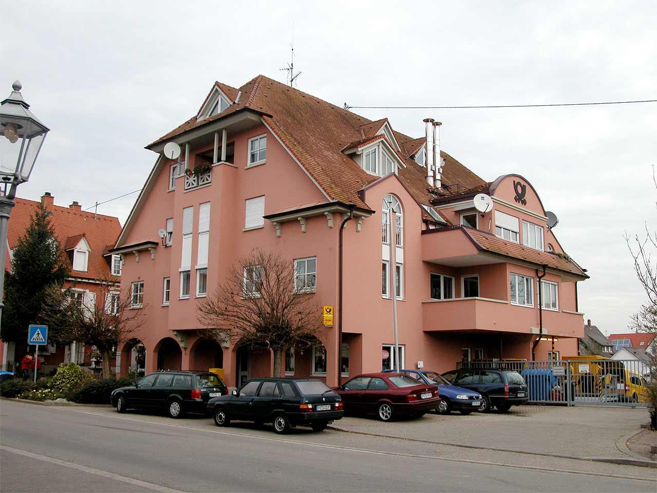 EG Wohnung Bötzingen bei Dier Wohnbau